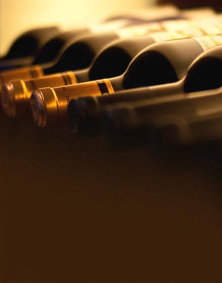 Cave à vins exclusive